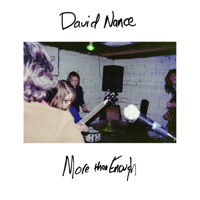 <b><u>David Nance - More Than<br>Enough</b></u><br><i>(2016, Ba Da Bing)</i><br><small>mix engineer</small>