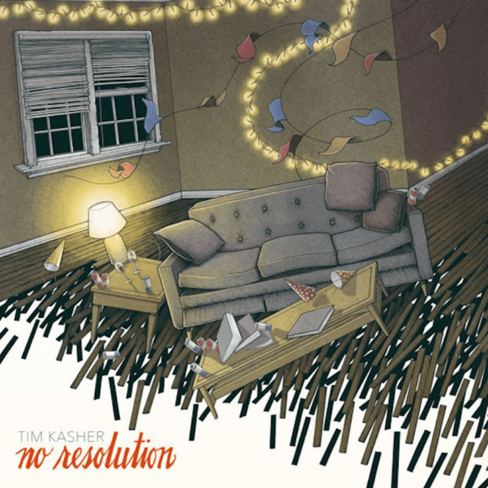 <b><u>Tim Kasher - No Resolution</b></u><br><i>(2017, 15 Passenger)</i><br><small>recording engineer, mix engineer</small>