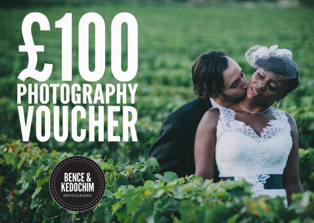 Wedding Photography Promotion