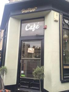 The Green Rocket Cafe bath - Gluten Free Restaurant in Bath