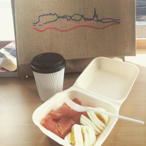 healthy breakfast edinburgh image