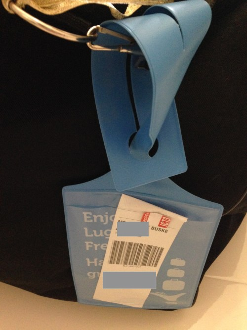 Airportr luggage tags
