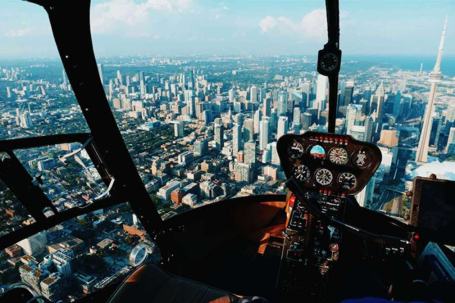 toronto-from-a-helicopter