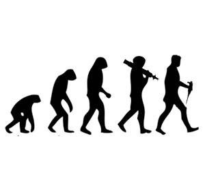 evolution definition Gallery
