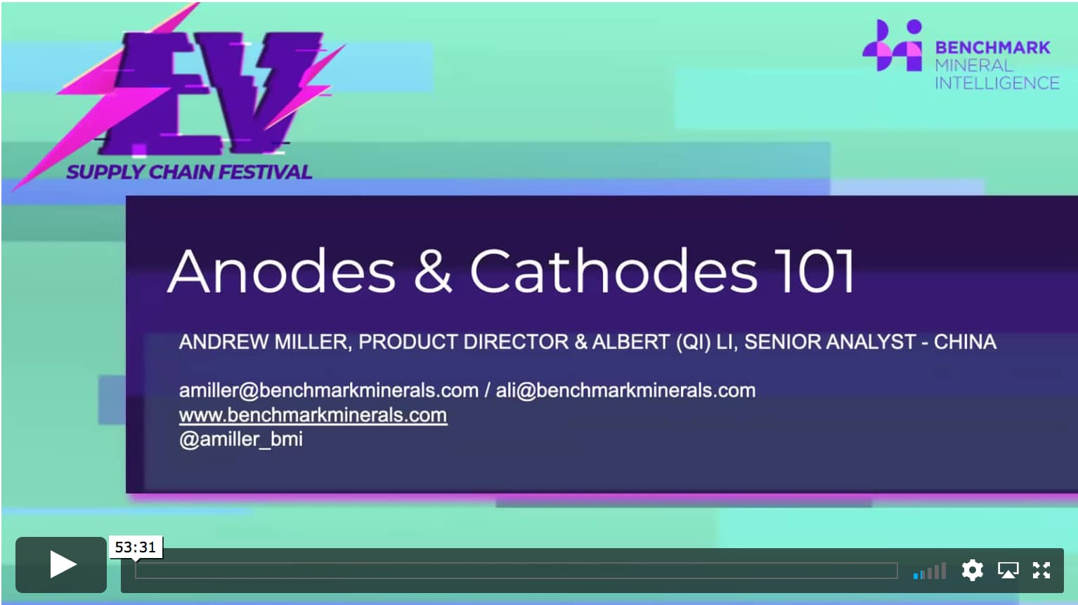 Anodes & Cathodes 101