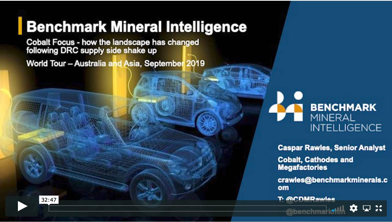 Cobalt Focus : how the landscape has changed following DRC supply side shake up