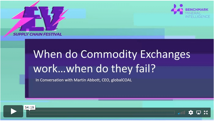 Exchange traded commodities: In Conversation