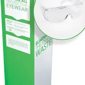 Recycle Your Goggles Here