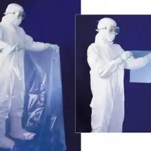 Sterile Polyethylene Bags