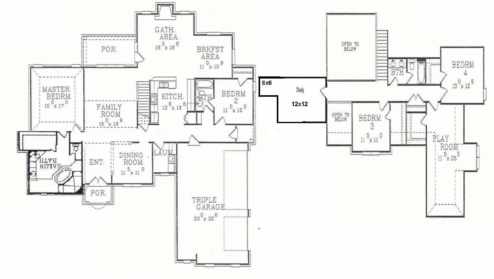 Modular Home: Oakwood Modular Home Floor Plans