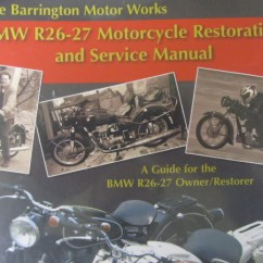 Bmw R51 3 Wiring Diagram For Motorcycle Turn Signals Bench Mark Works Llc Betjeman R26 R27 Restoration Book006