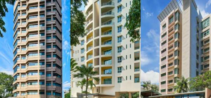 Three Orchard apartments sold en bloc