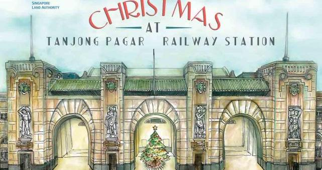 Tanjong Pagar Railway Station to open one last time for Christmas