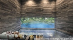 The Crest - private onsen