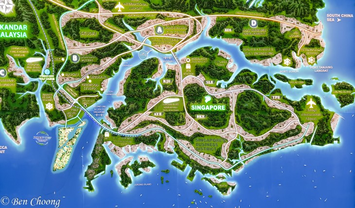 Forest City Golf Resort - map of Forest City