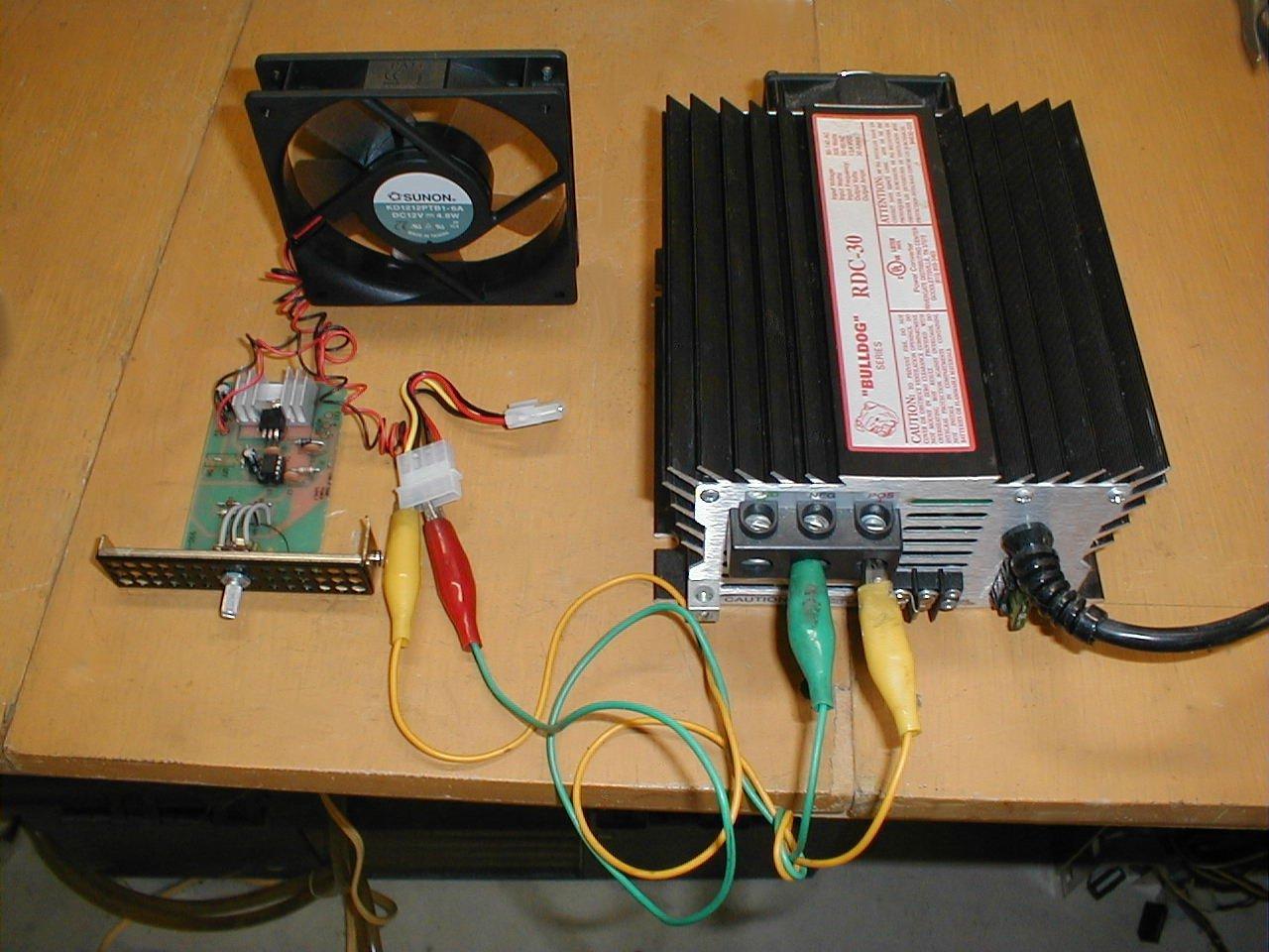 hight resolution of com fan speed controller