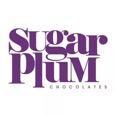 sugar plum chocolates logo