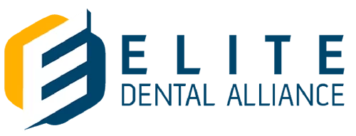 elite dental alliance logo