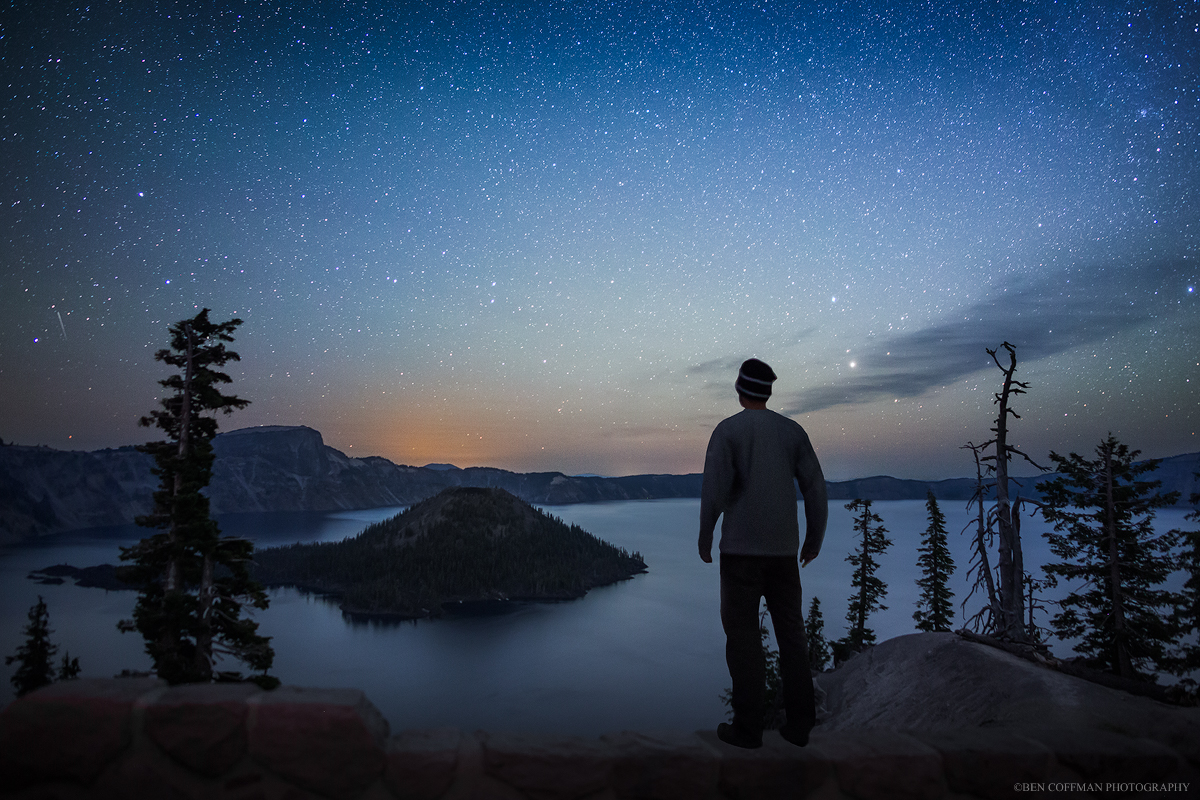 Landscape astrophotography workshops