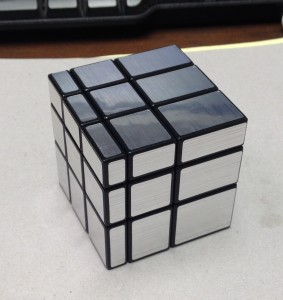 Silver cube solved