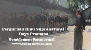 Gemblengan Paranormal