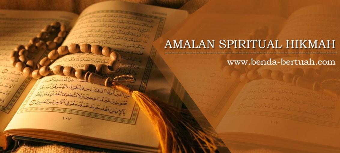 Amalan Spiritual Hikmah