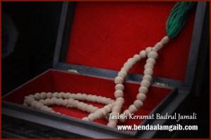 Produk Spiritual - Tasbih Keramat Badrul Jamali - Benda Alam Gaib
