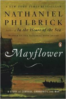 Nathaniel Philbrick's Mayflower