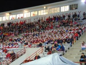 Clovis West High School Marching Band