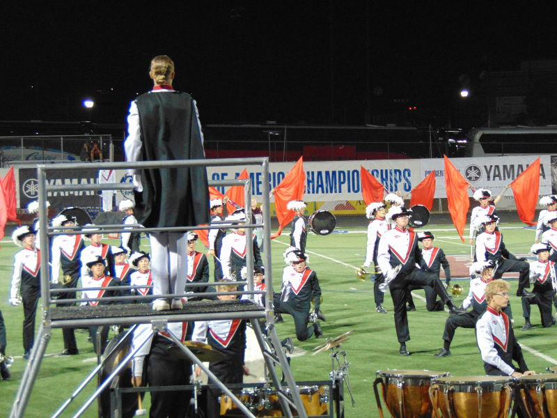 American Fork High School Marching Band
