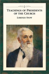 Lorenzo Snow manual