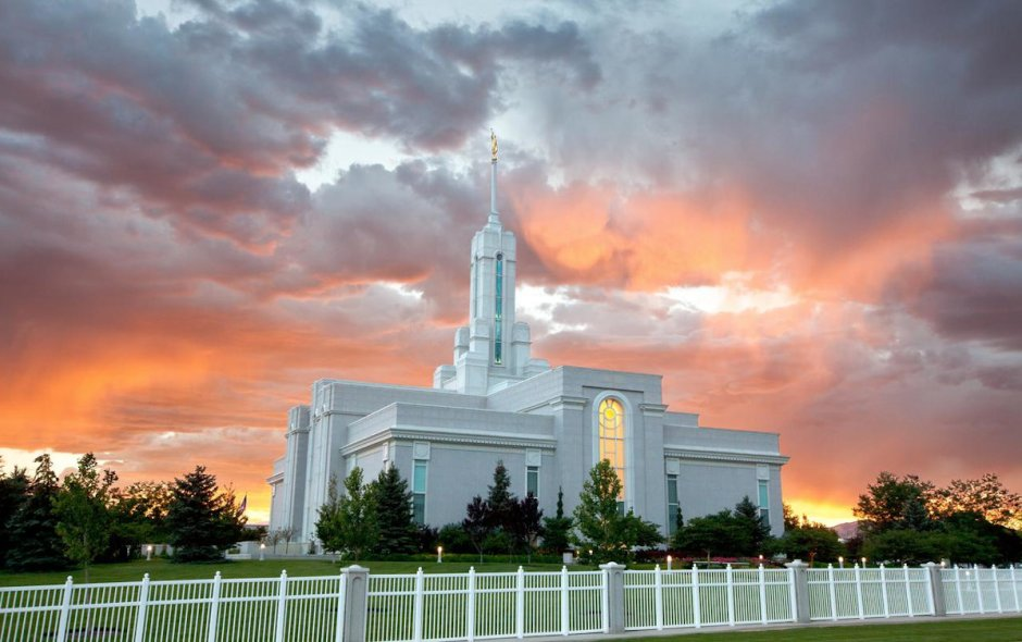 For Latter-day Saints, the Temple Is for Life Outside the Temple