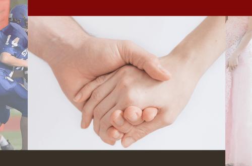 Rhonda VII - holding hands
