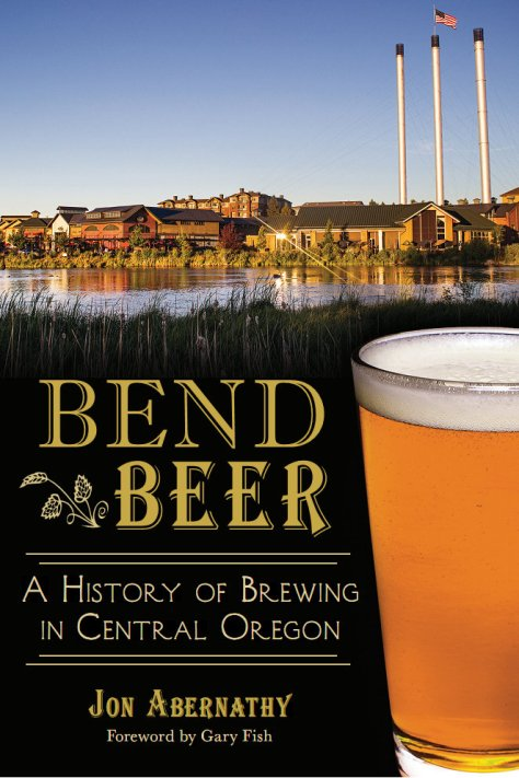Bend Beer front cover