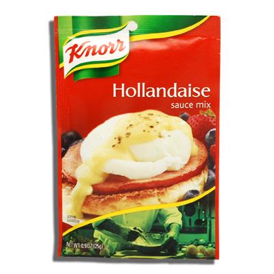KNORR HOLLANDAISE SAUCE MIX Bende Inc