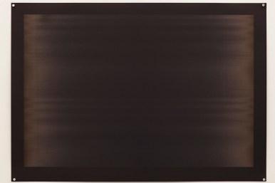 Geometric progression (1/4 step), 2015, 100x70cm, 445nm laser on paper