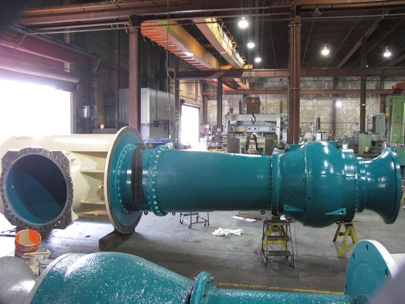 Pump Repair Services  Vernon California