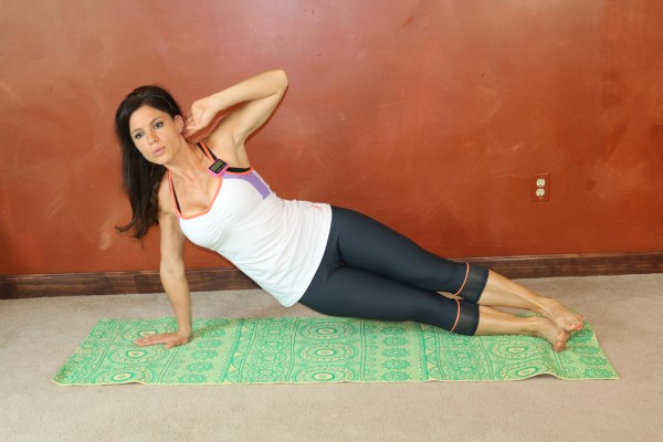 Side Plank Hip Drop: Part 2