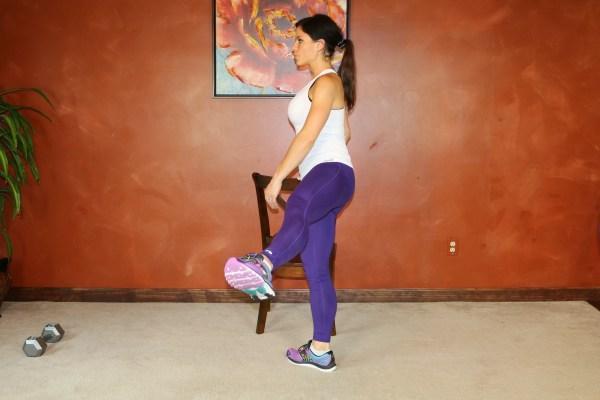 Standing Leg Circle: Part 2