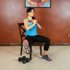 30 Minutes In Chair Exercises For Seniors Yellow Leather With Ottoman 10 Minute Workout Low Impact Arms Abs Legs