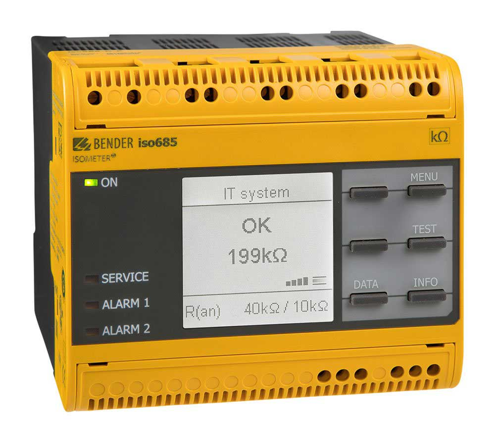 Ground Fault Relay Buy Electronic Ground Fault Relayearth Fault