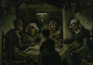 The Potato Eaters- Van Gogh