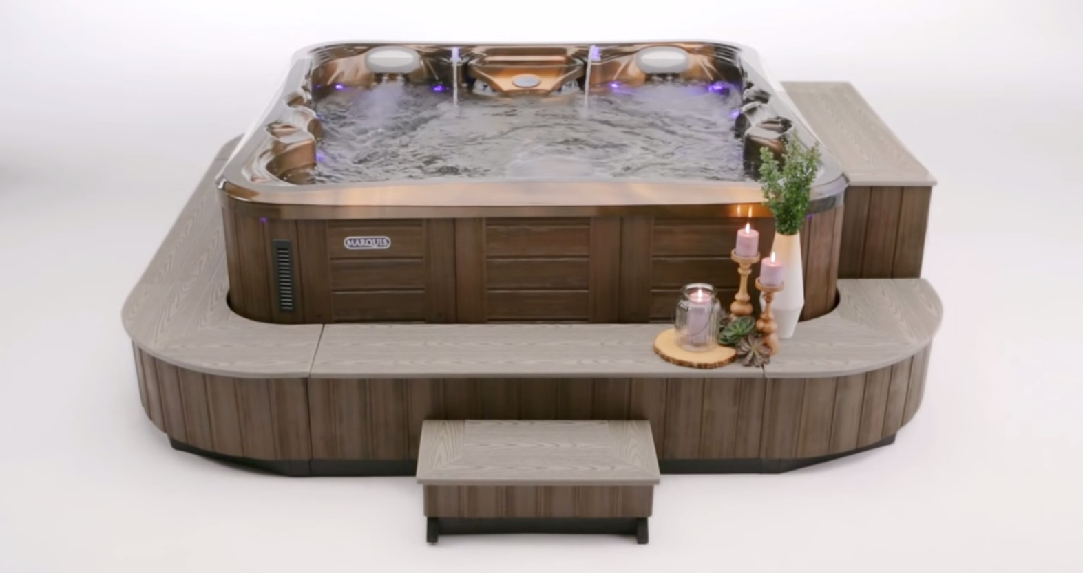 Turn Your Hot Tub into a Haven with Marquis Environments ...