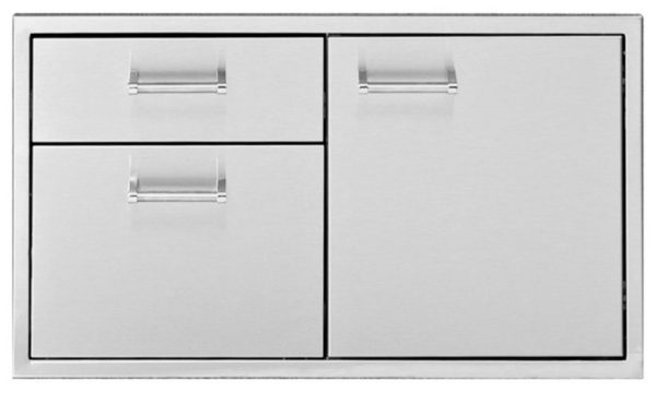 DOOR – TWO OR THREE DRAWER COMBO