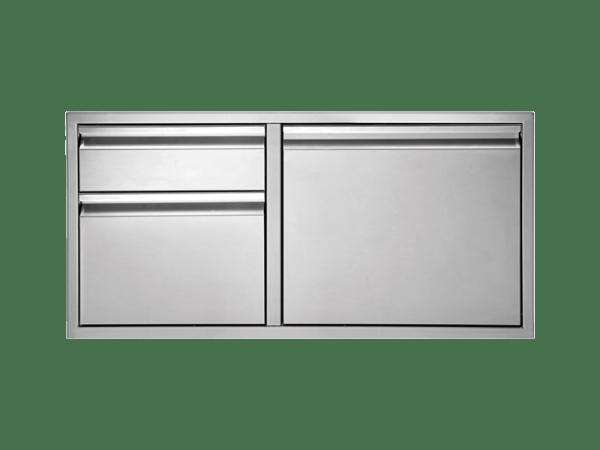 DOOR – TWO DRAWER COMBO