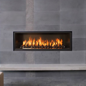 Town & Country Wide Screen 38 Gas Fireplace