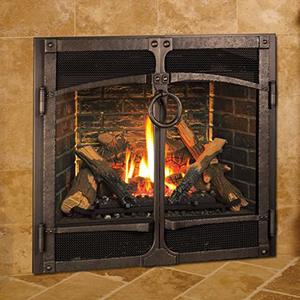 Fireplace X 864HO Gas Fireplace w/o screen