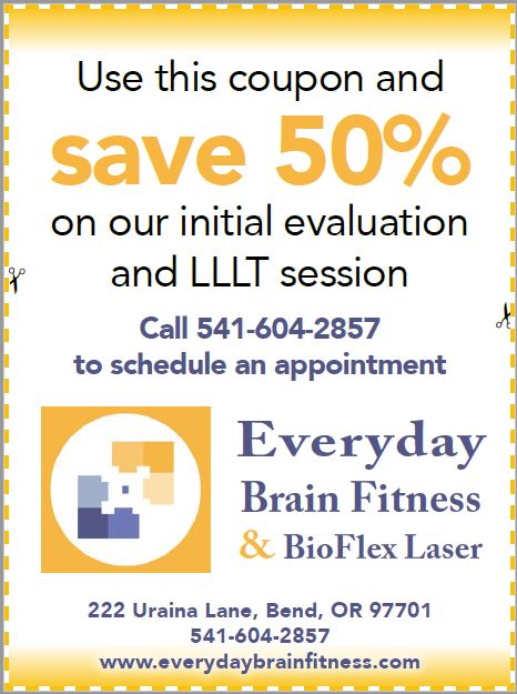 Save 50% initial evaluation