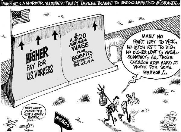 New Labor Cartoons