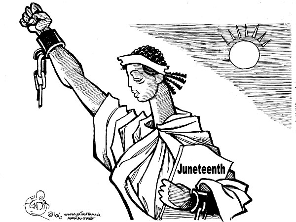 US Citizenship Podcast: Juneteenth snd the Emancipation
